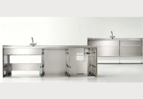 kitchen_cleanup_stainless_cabinet